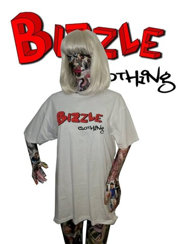 bizzle clothing tshirt